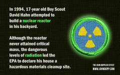 The Nuclear Boy Scout