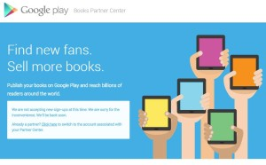 Google Play now closed to new authors